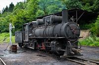 The Banovići Coal Mines in Bosnia-Herzegovina 83-158 seen at Oskova