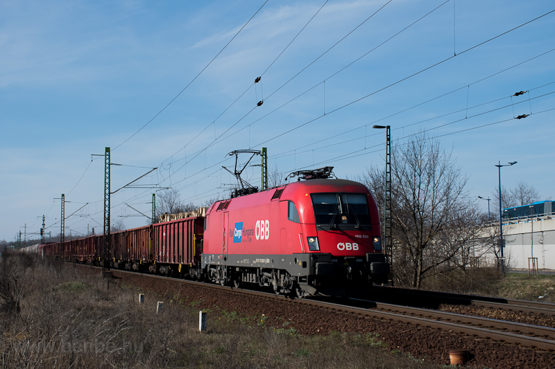 The RailCargoHungaria 1116  picture
