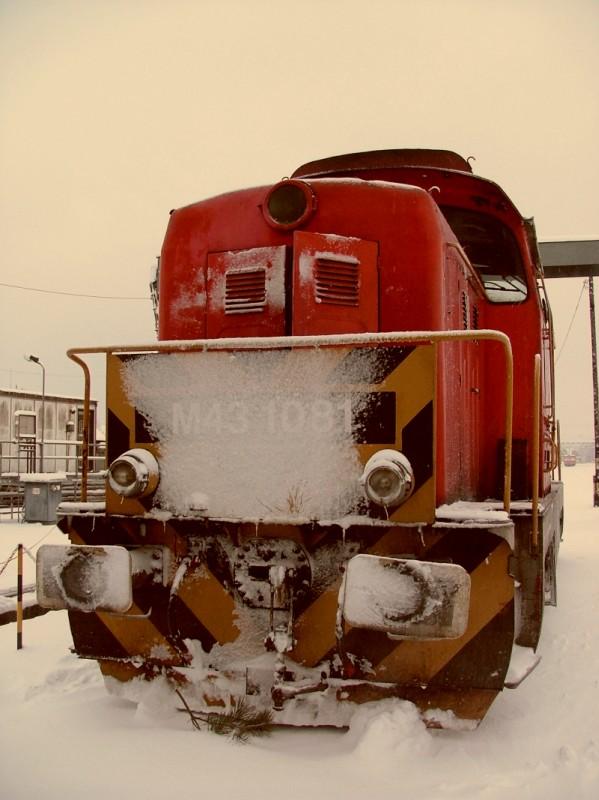 M43 1081 Balassagyarmaton fotó
