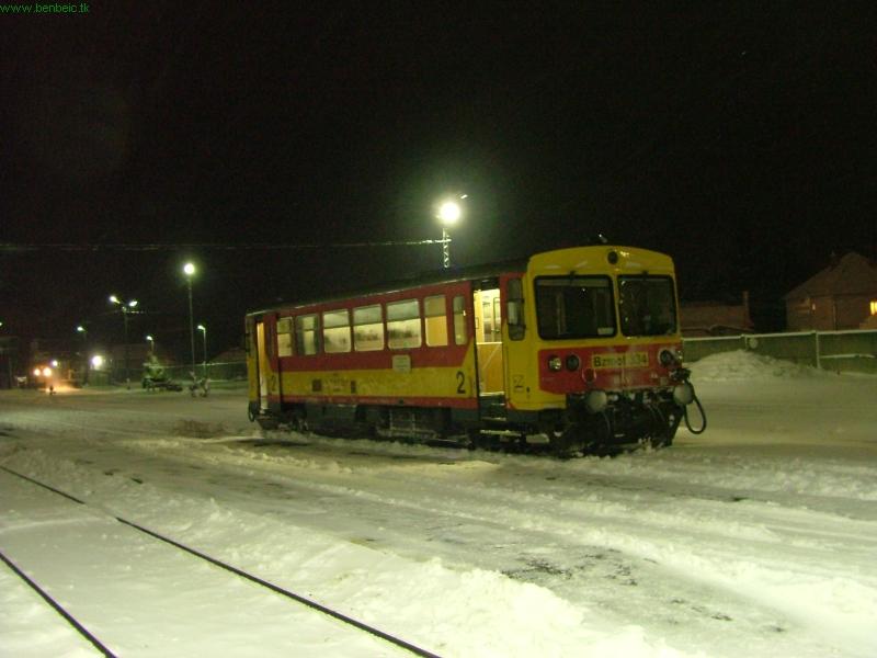 Bzmot 334, Balassagyarmat fotó