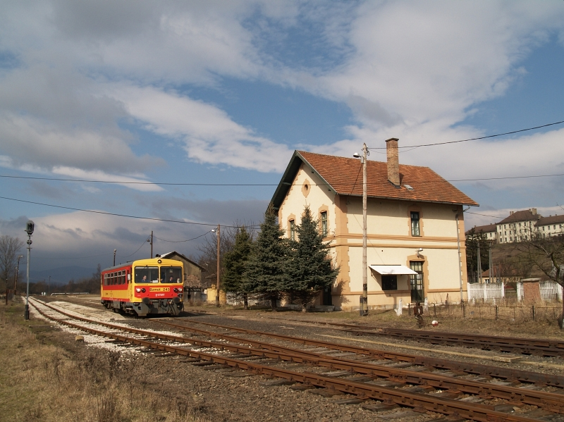 The Bzmot 243 at Rétság photo