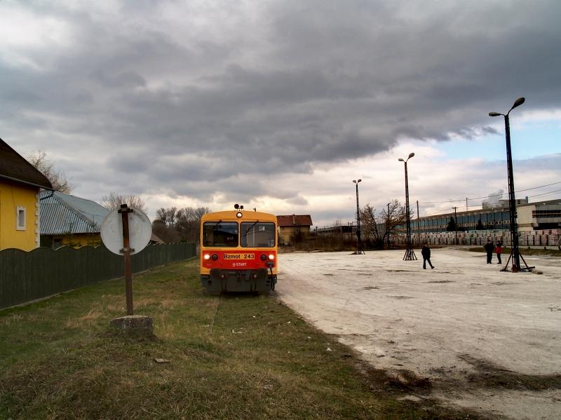 Bzmot 243 Romhányban fotó