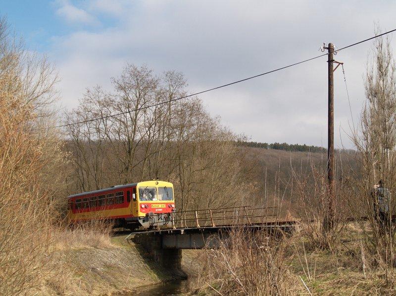 The Bzmot 243 near Bánk photo