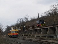 Small train and big train
