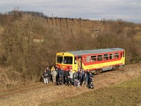 The Bzmot 243 before Rétság