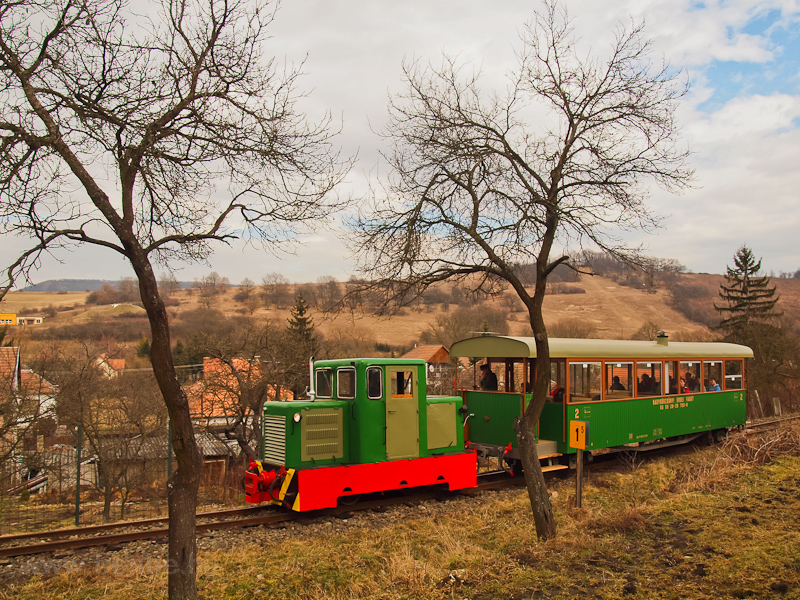 The C50 3756 of the Nagybörzsöny Forest Railway seen between Hártókút and Szokolya-Mányoki on the photo charter after it was refurbished at the Királyrét Forest Railway's workshop at Paphegy photo