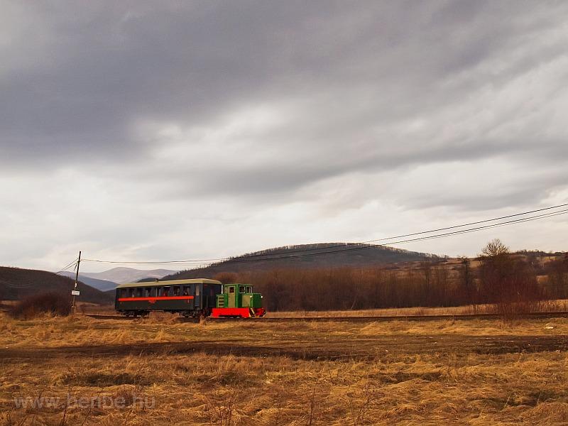 A Nagybörzsönyi Erdei Vasút fotó