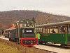 A Királyréti Erdei Vasút Mk48 2014-ese Kismaroson