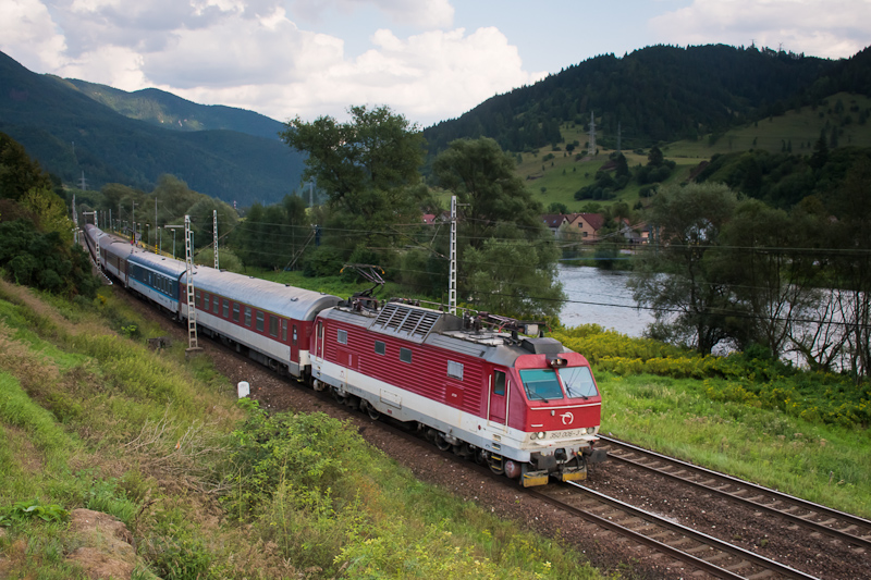 The ŽSSK 350 006-3 see picture