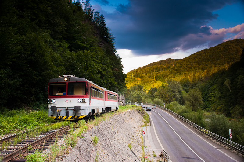 The ŽSSK 813 021-7 see photo