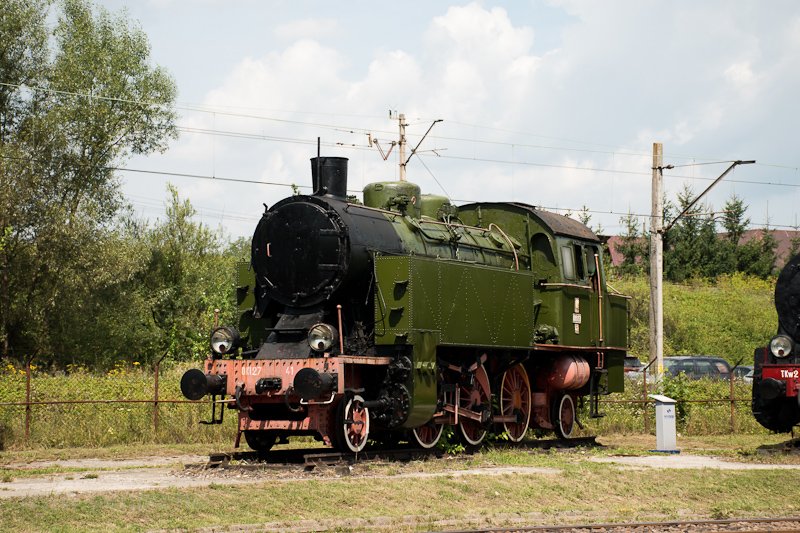 The PKP Okl27 41 seen at Ch photo