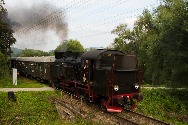 A PKP TKt48 191 Rabka Zaryte és Rabka-Zdrój között fotó