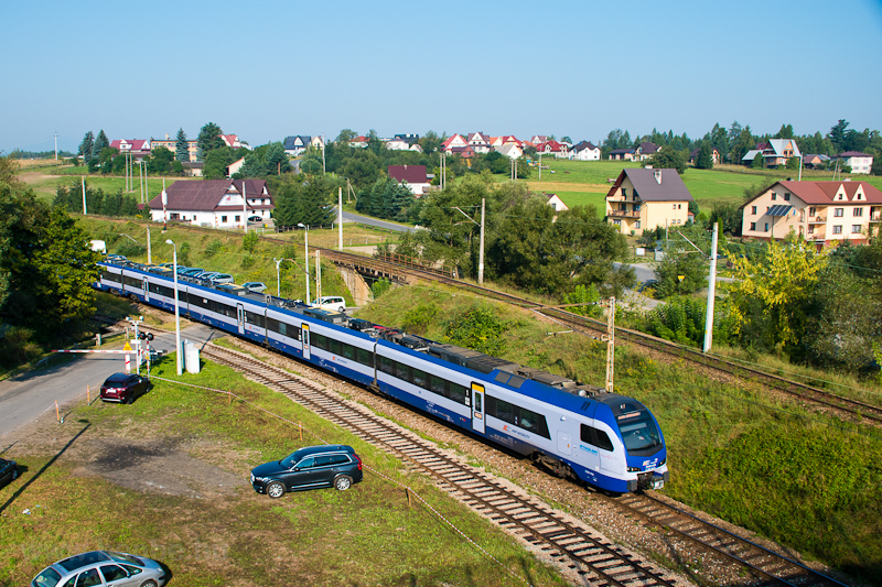 The PKP InterCity ED160-009 picture