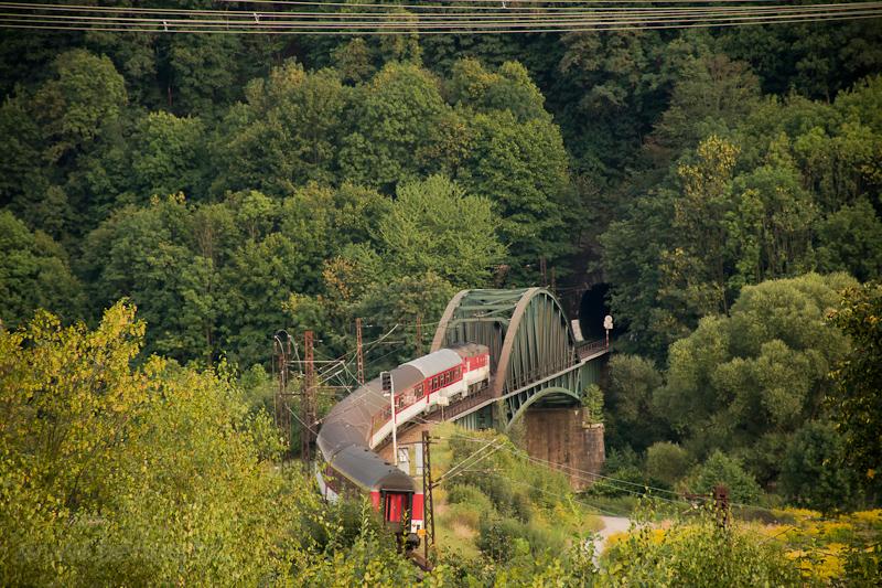 The Váh bridge near Stre photo
