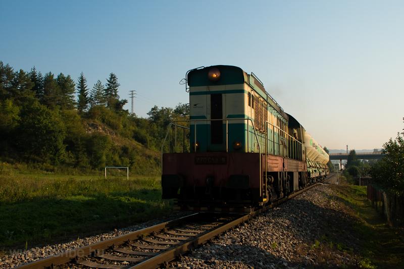 The ZSSK Cargo 770 058-6 se photo