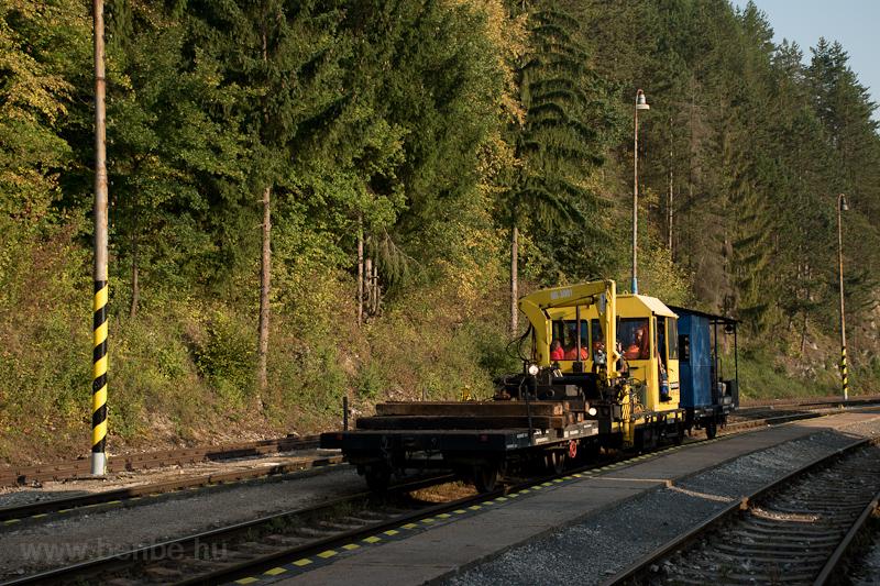 The ŽSR track maintena photo