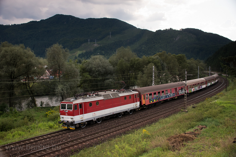 The ŽSSK 363 101-7 see photo