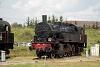 A PKP TKt1 63 Chabówka állomáson