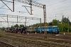 A PKP EU07 172E és a Ty42 24 Chabówka állomáson