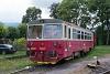 A ČSD 810 636 Rózsahegy állomáson