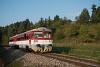 A ZSSK 913 017-0 Litvailló és Bicsefalu között