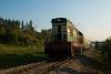 A ZSSK Cargo 770 058-6 Bicsefalu és Litvailló között