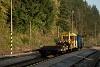 A ŽSR PFT  Litvailló állomáson