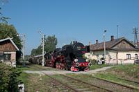 A PKP Ty42 24 Rabka Zaryte állomáson