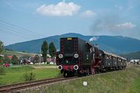 A PKP Ol49-69 Mszana Dolna és Rabka Zaryte között