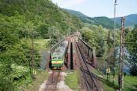 A ZSSK Cargo 131 081-2 Sztankován és Kralován (régen Vágkirályháza) között