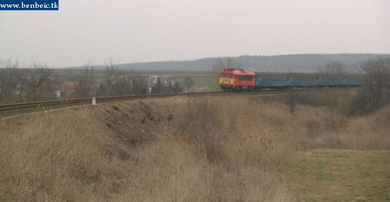 M41 2327 érkezik Csajágra fotó