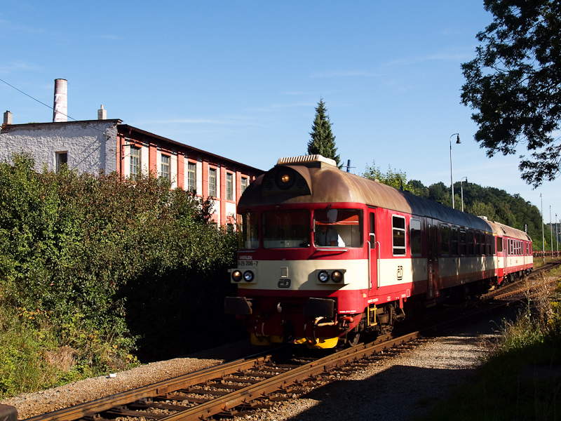 The ČD 80-29 206-7 see photo