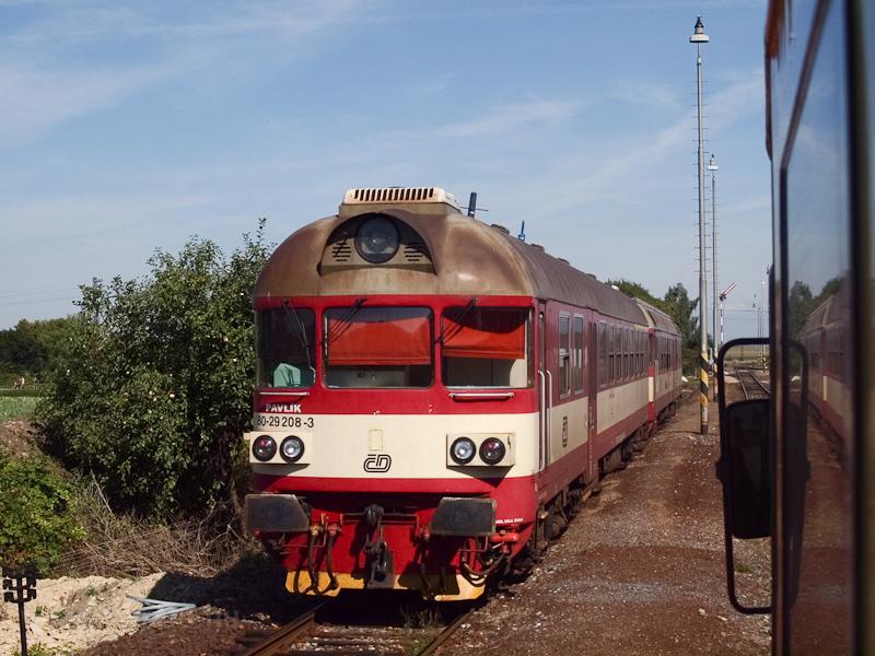 The ČD 80-29 208-3 see photo