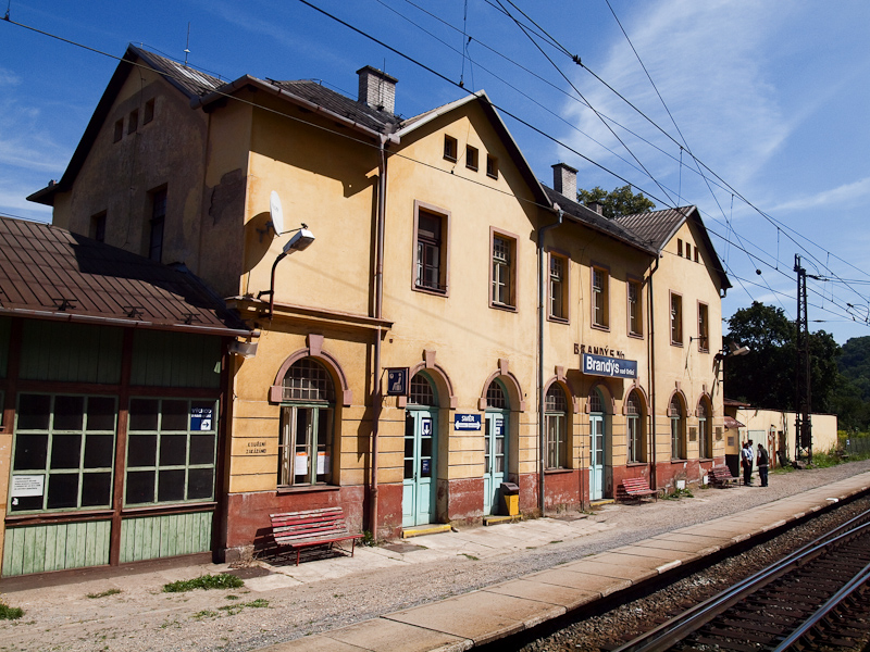 Brandys nad Orlici railway  photo