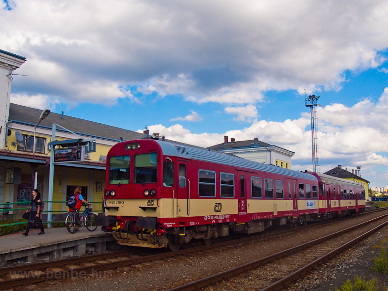 The ČD 80-29 010-3 see photo