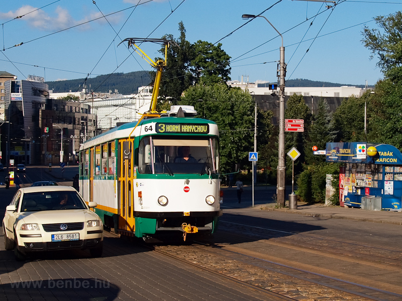 Normal-guage tramcar at Lib photo