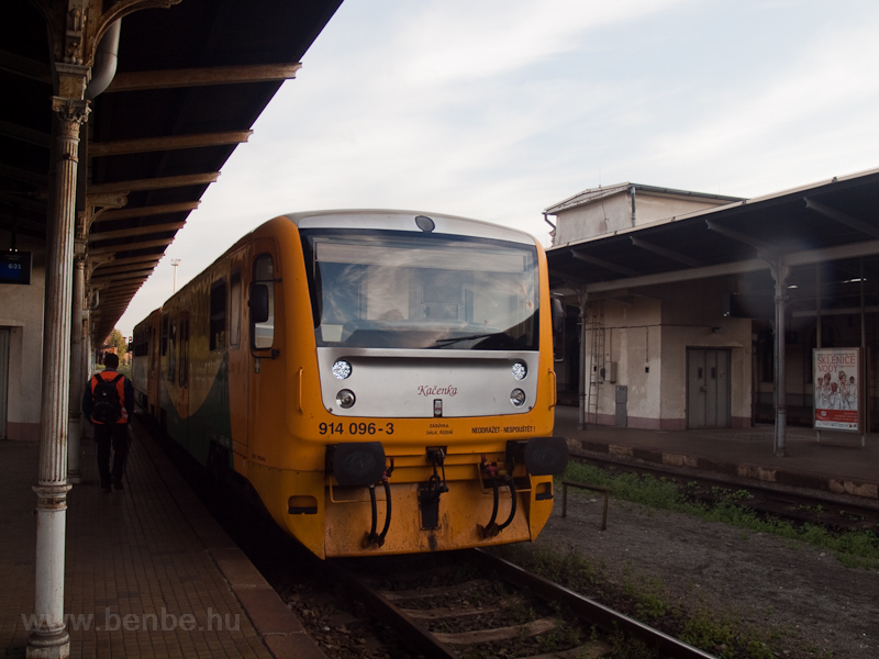 The ČD 914 096-3  Ka&# photo