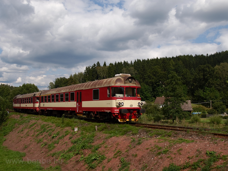 The ČD 80-29 207-5 (+8 photo