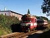 A ČD 80-29 206-7 Mladá Bloselav-Debř állomáson