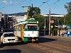 Normál nyomközű villamos Liberecben