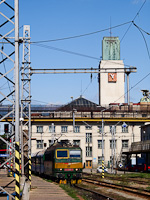 A ČD 163 245-4 Hradec Kralové hlavní nádraŽi állomáson