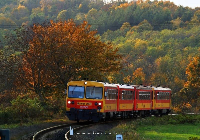 Bzmot 268 Vokányban fotó