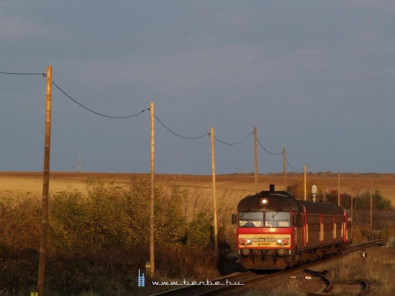 MDmot 3006 Vokányban fotó