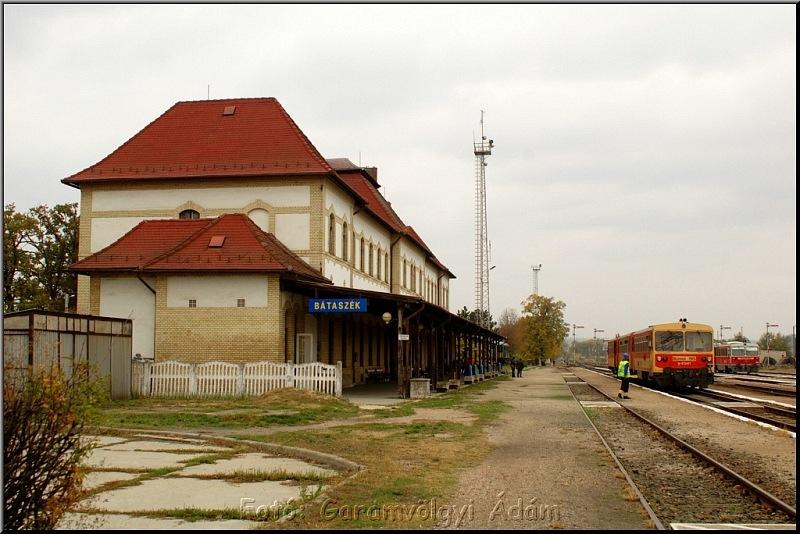 Bátaszék állomás fotó