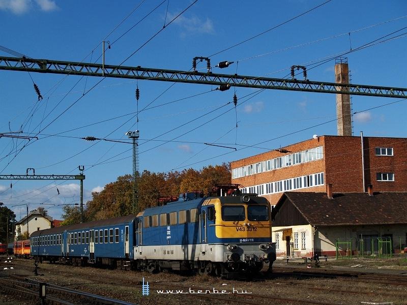 V43 3312 Kaposváron fotó