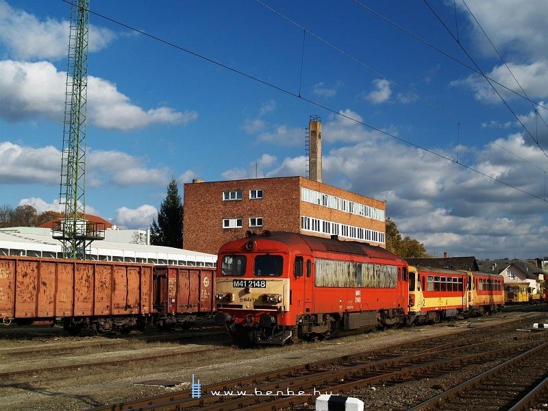 M41 2148 Kaposváron fotó