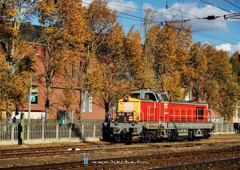 M40 303 Kaposváron fotó