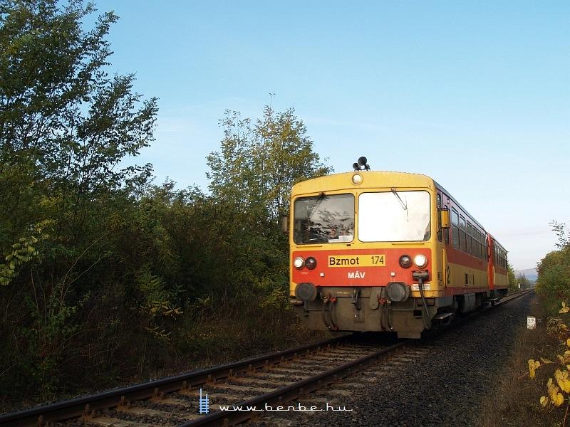 Bzmot 171 Magyarbóly és Pélmonostor között fotó