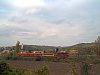 M41 2203 Mõcsény falu látképe elõtt