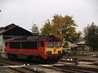 The M41 2203 at Bátaszék